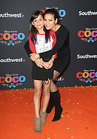08 November 2017 - Hollywood, California - Constance Marie, Luna Marie Katich. Disney Pixar's &quot;Coco&quot; Los Angeles Premiere held at El Capitan Theater. <br /> CAP/ADM/FS<br /> &copy;FS/ADM/Capital Pictures