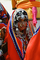 Young girl, Delhi, India.
