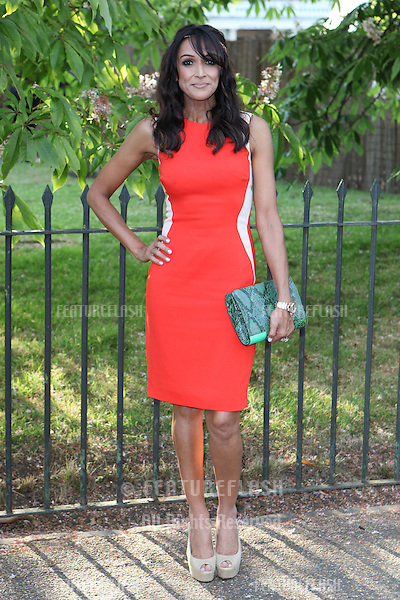 Jackie St Claire arriving for the Serpentine Summer Party, at the Serpentine Gallery, Hyde Park, London. 01/07/2014 Picture by: Alexandra Glen / Featureflash