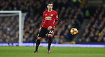 Henrik Mkhitaryan of Manchester United during the Premier League match at Goodison Park, Liverpool. Picture date: December 4th, 2016.Photo credit should read: Lynne Cameron/Sportimage