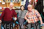 Enjoying the Castleisland Day Care Centre. Social event for the community on Sunday were John O'Gorman, Nora Hogan and Paddy Joe Murphy