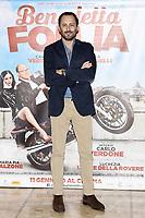 Milano 08-01-2018 - photocall film Benedetta follia foto Daniele Buffa/Image/Insidefoto <br /> nella foto: Luigi De Laurentiis