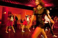 Hotel Irina, a dance by Andrea Yugoslavia Chirinos.  UNAM, Mexico City