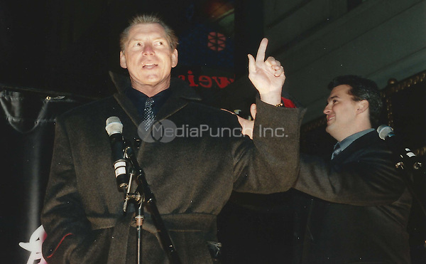 Vince McMahon 2000<br /> Photo to By John Barrett/PHOTOlink/MediaPunch