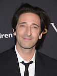 Adrien Brody attends Pre-Oscar Bulgari and Save the Children to launch STOP.THINK.GIVE held at Spago in Beverly Hills, California on February 17,2015                                                                               © 2015 Hollywood Press Agency