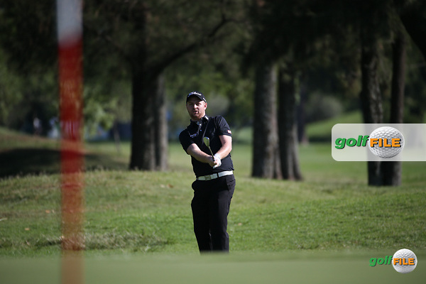 Max Orrin (ENG) during Round One of the 2016 Tshwane Open, played at the Pretoria Country Club, Waterkloof, Pretoria, South Africa.  11/02/2016. Picture: Golffile | David Lloyd<br /> <br /> All photos usage must carry mandatory copyright credit (&copy; Golffile | David Lloyd)