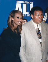 1996 <br /> Muhammed Ali Iman<br /> Photo By John Barrett-PHOTOlink.net/MediaPunch