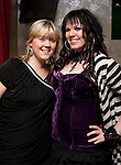 Samantha Howlett and Julie Ann Reilly enjoying a night in Star And Crescent..Picture: Shane Maguire / www.newsfile.ie.