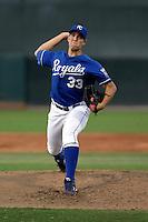 Willian Avinazar - AZL Royals (2009 Arizona League) .Photo by:  Bill Mitchell/Four Seam Images..