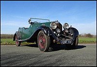 BNPS.co.uk (01202 558833)<br /> Pic:   H&HClassics/BNPS<br /> <br /> A rust-bucket Bentley car that belonged to a war hero who bombed Adolf Hitler has sold for over £454,000.<br /> <br /> The 1936 Bentley Vanden Plas tourer was bought by Charles Blackman seven years after the war.<br /> <br /> Mr Blackham had been a Lancaster bomber pilot in the RAF and bombed Hitler's 'Eagles Nest' mountain retreat in Bavaria in 1945.