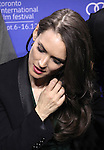 Winona Ryder attending the The 2012 Toronto International Film Festival.Photo Call for 'THE ICEMAN' at the TIFF Bell Lightbox in Toronto on 9/10/2012