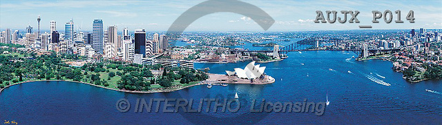 Dr. Xiong, LANDSCAPES, panoramic, photos, Sydney Australia(AUJXP014,#L#)