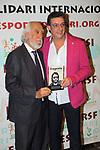 XIV Sopar Solidari de Nadal.<br /> Esport Solidari Internacional-ESI.<br /> Josep Maldonado &amp; Gerard Jofra.
