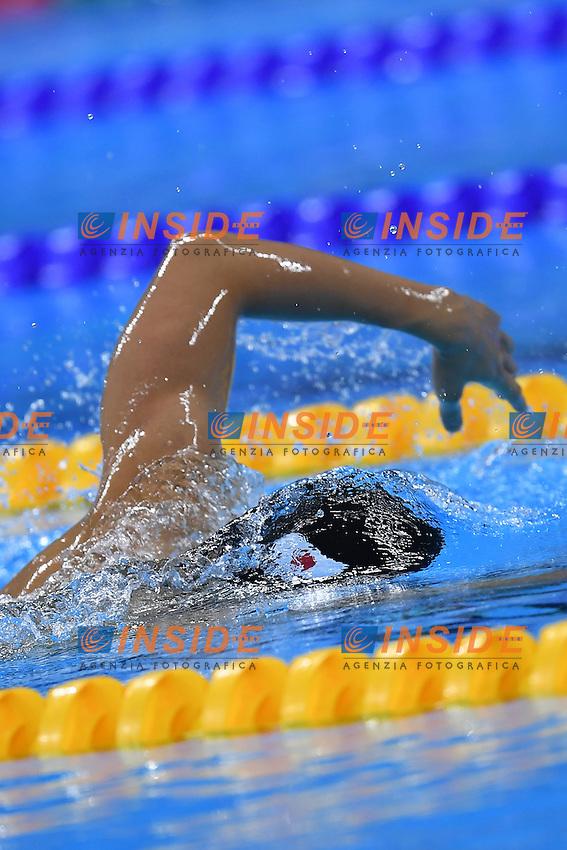 HAGINO Kosuke JPN <br /> Men's 400m Individual Medley <br /> Rio de Janeiro 06-08-2016 Olympic Aquatics Stadium <br /> Swimming Nuoto <br /> Foto Andrea Staccioli/Deepbluemedia/Insidefoto