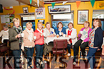 Alzheimer Coffee Morning: Attending the North Kerry branch of the Alzheimer society at Christy's Bar, Listowel on Friday last were Betty Beasley, Margaret McAulliffe, Julie Gleeson, Helen Twomey, Kathleen Herlihy, Mary Comerford, Kay Hanley & Anne Ing.