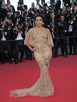 Eva Longoria at the premiere for &quot;The Killing of a Sacred Deer&quot; at the 70th Festival de Cannes, Cannes, France. 22 May 2017<br /> Picture: Paul Smith/Featureflash/SilverHub 0208 004 5359 sales@silverhubmedia.com