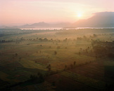 SRI LANKA, Asia, sunrise at Dambulla