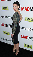 "HOLLYWOOD, LOS ANGELES, CA, USA - APRIL 02: Jessica Pare at the Los Angeles Premiere Of AMC's ""Mad Men"" Season 7 held at ArcLight Cinemas on April 2, 2014 in Hollywood, Los Angeles, California, United States. (Photo by Xavier Collin/Celebrity Monitor)"