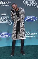 17 November 2019 - Las Vegas, NV - Trevon Jackson. 2019 Soul Train Awards Red Carpet Arrivals at Orleans Arena. Photo Credit: MJT/AdMedia