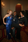 Singer Vanessa Cruz, Christian Ruart and Amber-Couture Fashion Week Fall 2013 Collections  Day 3, The New Yorker Grand Ballroom, NY 2/17/13