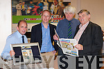 Brendan Kennelly (advertising manager, Kerry&rsquo;s Eye), Ger Carmody (Ger Carmody &amp; Co.), Gordon Revington (Kerry Property News) and Pádraig<br />