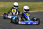 NELSON, NEW ZEALAND - JULY 30: Kartsport Nelson Round 5 on July 30, 2017 in Nelson, New Zealand. (Photo by: Chris Symes/Shuttersport Limited)