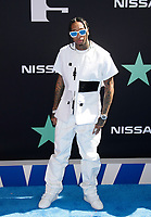 LOS ANGELES, CALIFORNIA - JUNE 23: Tyga attends the 2019 BET Awards on June 23, 2019 in Los Angeles, California. Photo: imageSPACE/MediaPunch