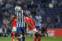 Benfica's Portuguese forward Ivan Cavaleiro during the League Cup football match between FC Porto and SL Benfica at Dragão Stadium in Porto on April 27, 2014 (PC: Pedro Lopes/Brazil Photo Press)