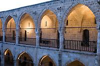Nordzypern, Büyük Han (Großer Han) in Nicosia, errichtet als Karawanserei  1572, heute Einkaufszentrum