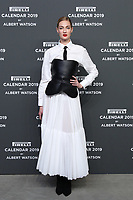 Eva RICCOBONO,(model),at the red carpet of the Pirelli Calendar launch 2019,Hangar Biccoca,MILANO,05.12.2018 Credit: Action Press/MediaPunch ***FOR USA ONLY***