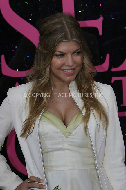 WWW.ACEPIXS.COM . . . . .  ....May 27, 2008. New York City,....Singer Fergie attends the 'Sex and the City' premiere held at Radio City Music Hall.......Please byline: NANCY RIVERA - ACEPIXS.COM.... *** ***..Ace Pictures, Inc:  ..Philip Vaughan  (646) 769 0430..e-mail: info@acepixs.com..web: http://www.acepixs.com