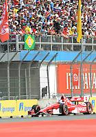 SAO PAULO SP, 05 Maio 2013 - Formula Indy  -   Corrida Itaipava São Paulo Indy 300 Nestlé no autódromo de rua do Anhembi na zona norte de Sao Paulo, neste domingo , 05. (FOTO: ALAN MORICI / BRAZIL PHOTO PRESS).