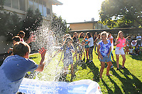 The Harker School - MS - Middle School - Advancement - Family BBQ held on Blackford campus in mid-September - Photo by Megan Prakash, grade 12