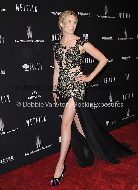 Maggie Grace<br /> <br /> <br />  attends THE WEINSTEIN COMPANY & NETFLIX 2014 GOLDEN GLOBES AFTER-PARTY held at The Beverly Hilton Hotel in Beverly Hills, California on January 12,2014                                                                               © 2014 Hollywood Press Agency