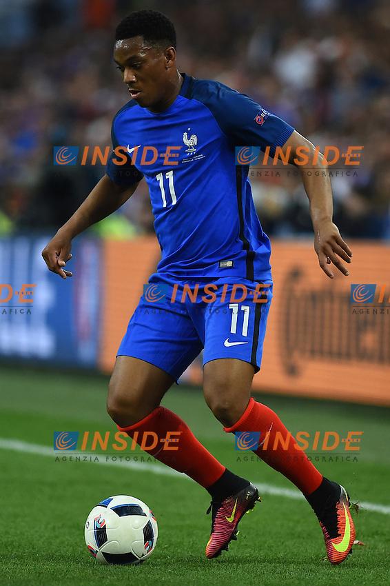 Anthony Martial France<br /> Marseille 15-06-2016 Stade du Velodrome <br /> Football Euro2016 France-Albanie/Francia-Albania Group Stage Group A<br /> Foto Massimo Insabato / Insidefoto