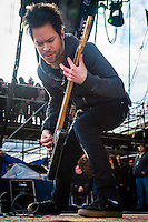 Chevelle performing on Day 2 of Rock On The Range at Crew Stadium, Columbus, Ohio, May 17th, 2014. Photo Credit: RTNSchwegler/MediaPunch