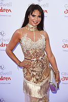 Lizzie Cundy at the Caudwell Children Butterfly Ball at the Grosvenor House Hotel in London, UK.<br /> 25th May 2017.<br /> Picture: Steve Vas/Featureflash/SilverHub 0208 004 5359 sales@silverhubmedia.com