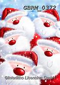 Roger, CHRISTMAS SANTA, SNOWMAN, WEIHNACHTSMÄNNER, SCHNEEMÄNNER, PAPÁ NOEL, MUÑECOS DE NIEVE, paintings+++++,GBRM0372,#x#