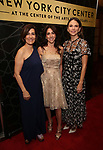 "Jeanine Tesori, Stacy Bash- Polley and Sutton Foster attends the New York City Center Celebrates 75 Years with a Gala Performance of ""A Chorus Line"" at the City Center on November 14, 2018 in New York City."