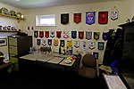 Burntisland Shipyard 0 Colville Park 7, 12/08/2017. The Recreation Ground, Scottish Cup First Preliminary Round. The Committee room at Burntisland. Photo by Paul Thompson.