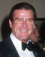 Roger Moore<br /> 1990s<br /> Photo By Michael Ferguson/PHOTOlink