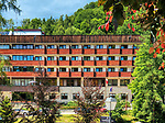 """Szczawnica 2019-06.29. Komfortowy hotel """"Navigator"""" w centrum Szczawnicy."""