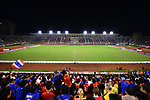 Thailand vs Malaysia during the AFF Suzuki Cup 2012 semi final match on December 13, 2012 at the Supachalasai Stadium in Bangkok, Thailand. Photo by World Sport Group