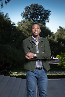 Jacques Lesure '19, President, Associated Students of Occidental College.<br />