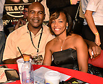 HOLLYWOOD, FL - SEPTEMBER 05: Evander Holyfield attends Saturday Fight Night World Heavyweight Champions Fight Night at Hard Rock Live! in the Seminole Hard Rock Hotel & Casino on September 5, 2015 in Hollywood, Florida. ( Photo by Johnny Louis / jlnphotography.com )