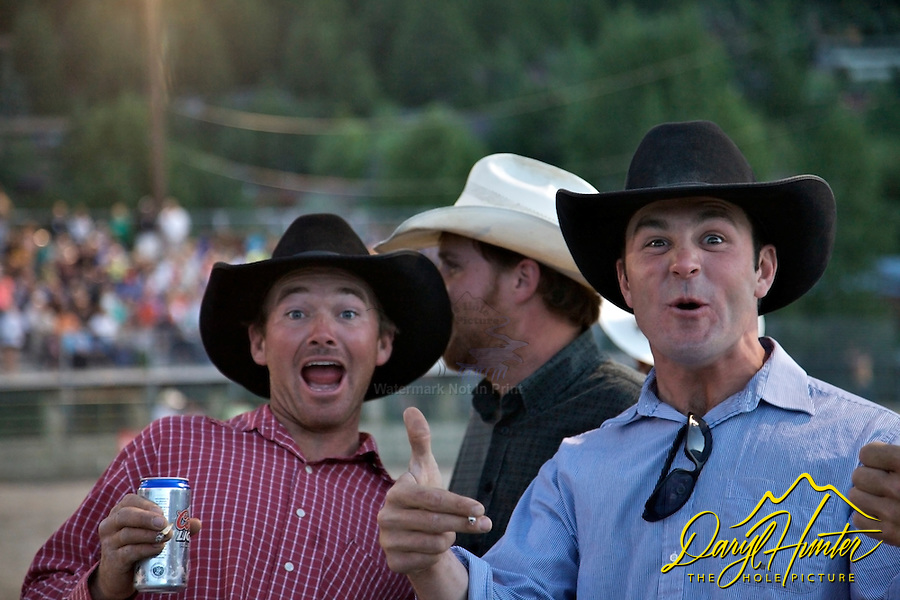 cowboys, Jackson Hole Rodeo