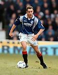 Alex Cleland, Rangers 1993-94