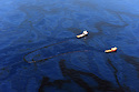 "BP operations continue after announcing that ""top kill'' has failed to stop the oil leaking in the Gulf of Mexico, Saturday, May 29, 2010."