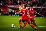 25.07.2017, Stadion Galgenwaard, Utrecht, NLD, Tilburg, UEFA Women's Euro 2017, Russland (RUS) vs Deutschland (GER), <br /> <br /> im Bild | picture shows<br /> Sara Daebritz (Deutschland #13) | (Germany #13) gegen Natalya Solodkaya (Russland | Russia #2) und Anna Kozhnikova (Russland | Russia #3), <br /> <br /> Foto © nordphoto / Rauch