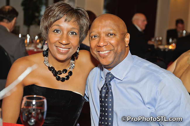 Youth Learning Center Superman Gala, Ball and Auction at The Sheldon Ballroom in St. Louis, MO on Oct 27, 2011.